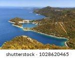 lastovo island  croatia....   Shutterstock . vector #1028620465
