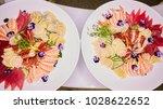 japanese food set | Shutterstock . vector #1028622652