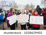 washington february 19  ... | Shutterstock . vector #1028629402