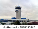 Small photo of Dispatch tower at the airport