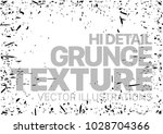 grunge texture   abstract... | Shutterstock .eps vector #1028704366