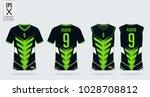 green blue tshirt sport design... | Shutterstock .eps vector #1028708812