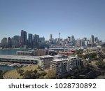 aerial view of generic... | Shutterstock . vector #1028730892
