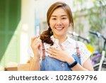 pregnancy  fertility  maternity ... | Shutterstock . vector #1028769796