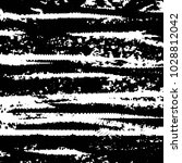 grunge halftone black and white ... | Shutterstock . vector #1028812042