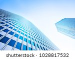 asia business concept for real... | Shutterstock . vector #1028817532