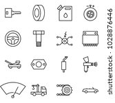 flat vector icon set   key... | Shutterstock .eps vector #1028876446