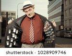 older dealer of narcotics...   Shutterstock . vector #1028909746