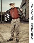 older dealer of narcotics...   Shutterstock . vector #1028909752