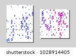 dark blue  redvector pattern...