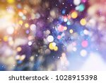 abstract blurred of blue and... | Shutterstock . vector #1028915398