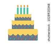 cake birthday sweet