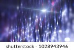 abstract violet bokeh circles.... | Shutterstock . vector #1028943946
