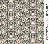 art deco seamless pattern in... | Shutterstock .eps vector #1028953885