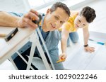 willing to help. pleasant pre... | Shutterstock . vector #1029022246