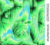 fur background. aurora. ice... | Shutterstock .eps vector #1029040522