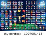 football world championship... | Shutterstock .eps vector #1029051415