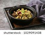 oil bean image | Shutterstock . vector #1029091438