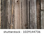 rustic wood background | Shutterstock . vector #1029144736