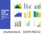 infographic vector element set. ... | Shutterstock .eps vector #1029158212