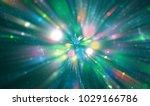abstract neon background.... | Shutterstock . vector #1029166786