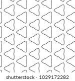 geometric ornamental vector... | Shutterstock .eps vector #1029172282
