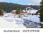 roklansky creek. national park... | Shutterstock . vector #1029199438