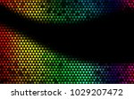 dark multicolor  rainbow vector ... | Shutterstock .eps vector #1029207472
