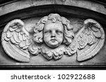 The Stone Angel Above The...