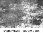 wall fragment with scratches... | Shutterstock . vector #1029252106