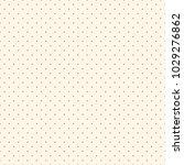 polka dot seamless delicate... | Shutterstock .eps vector #1029276862