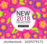 new collection banner. for...   Shutterstock .eps vector #1029279172