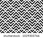abstract geometric pattern with ... | Shutterstock .eps vector #1029303766