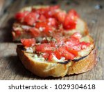 closeup with delicious looking... | Shutterstock . vector #1029304618