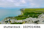beautiful view of the inis m r...   Shutterstock . vector #1029314086