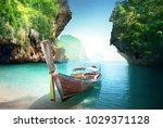 Boat On The Beach   Krabi...