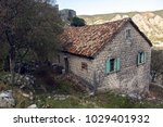 Old Stone House In The...