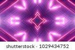 club lights background | Shutterstock . vector #1029434752