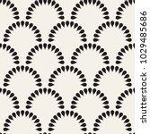 seamless pattern. geometric... | Shutterstock .eps vector #1029485686