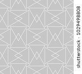 gray and white geometric... | Shutterstock .eps vector #1029498808