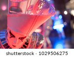 spark drummers at light up... | Shutterstock . vector #1029506275