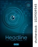 blue a4 hud business book cover ...