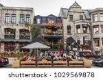 montreal  canada   august 13 ... | Shutterstock . vector #1029569878