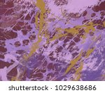 abstract painting. ink handmade ... | Shutterstock . vector #1029638686