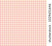 seamless texture. checkered... | Shutterstock .eps vector #1029651646