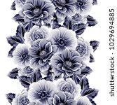 abstract elegance seamless... | Shutterstock . vector #1029694885