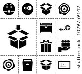 surprise icons. set of 13...   Shutterstock .eps vector #1029759142