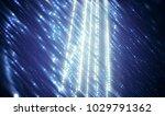 abstract blue bokeh circles.... | Shutterstock . vector #1029791362