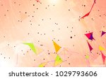 abstract background polygonal.... | Shutterstock . vector #1029793606