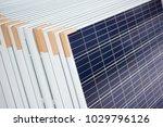 alternative electricity source. ... | Shutterstock . vector #1029796126